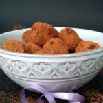 Čokoladne kroglice z jaffa linolado