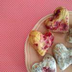 Jogurtovi kolački z malinami