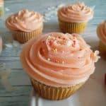Malinovi kolački (cupcakes)