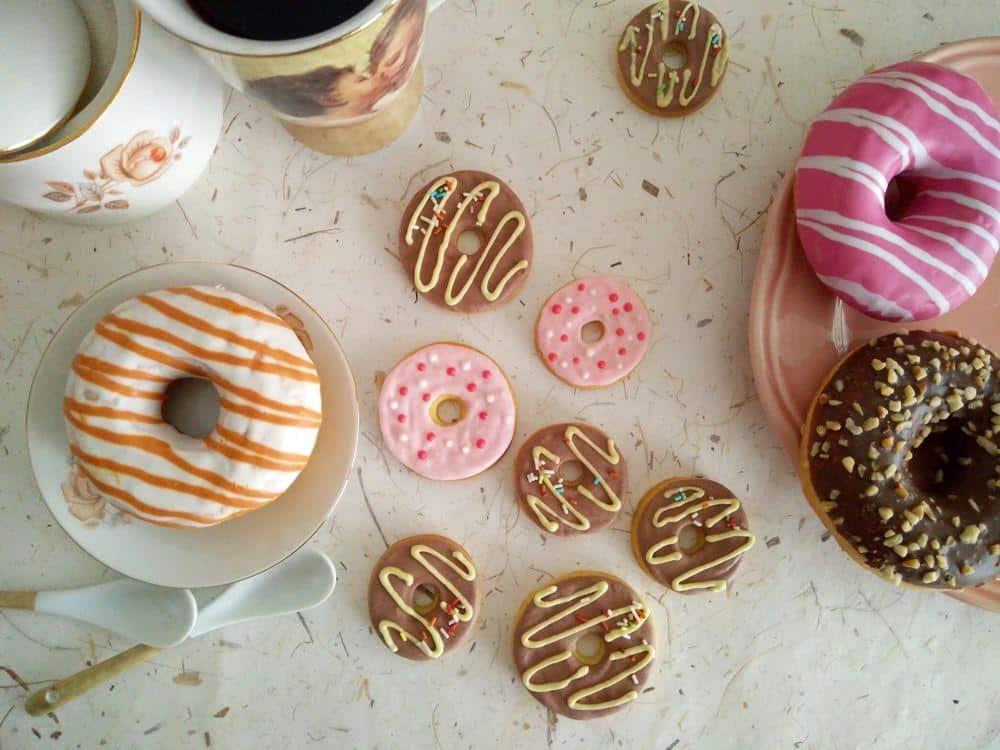 Donuts cookies