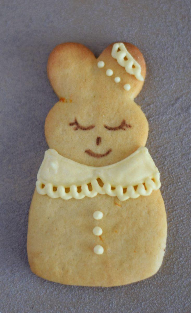 Rabbit cookie