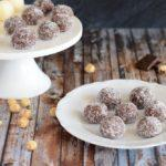 Čokoladno-lešnikove kroglice