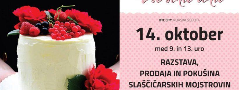 Vse sorte torte 2017 - Najslajši dogodek v Prekmurju