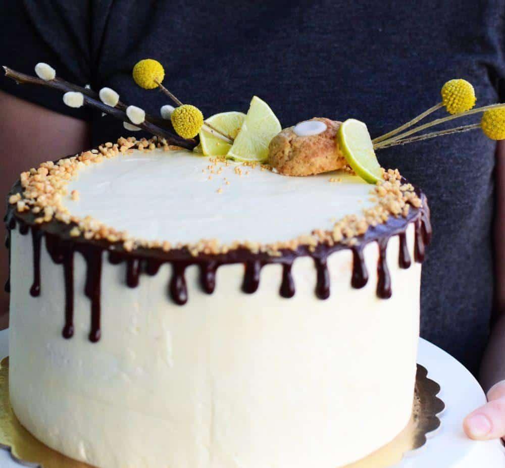 Torta Rudolfova malca - naročilo